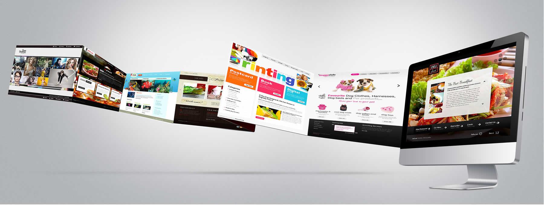 Diseños Webs Personalizados