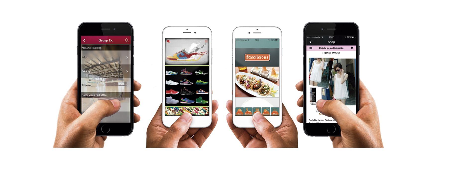 Diseños de Apps